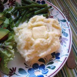 Potatoes Alfredo (Ultimate Recipe Swap: Side Dishes)