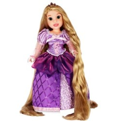 Win a Rapunzel Doll for Your Little Princess