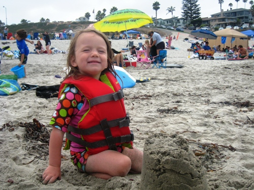 Summer Fun: How to Get the Sand Off