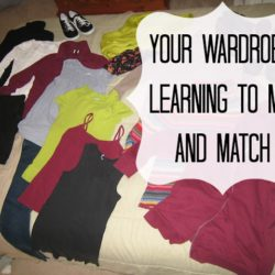 mix and match wardrobe
