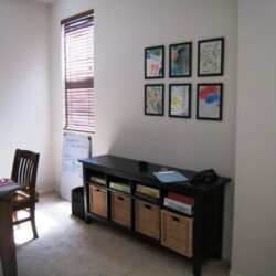 An At-Home Schoolroom (Getting Started in Homeschooling)