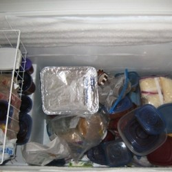 Freezer Cooking and an Unfinished List