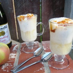 Apple Cider Floats (Ultimate Recipe Swap: Apples)