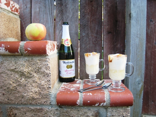 Apple Cider Floats (Ultimate Recipe Swap: Apples) | Life As Mom
