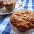 Spiced Honey Muffins with Golden Raisins