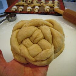 Braided Cinnamon Sugar Rounds (Ultimate Recipe Swap: Breads)