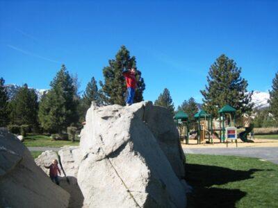 mammoth rock