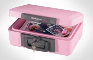 pink safe