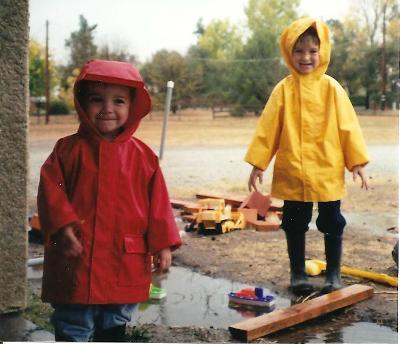 rainy day boys