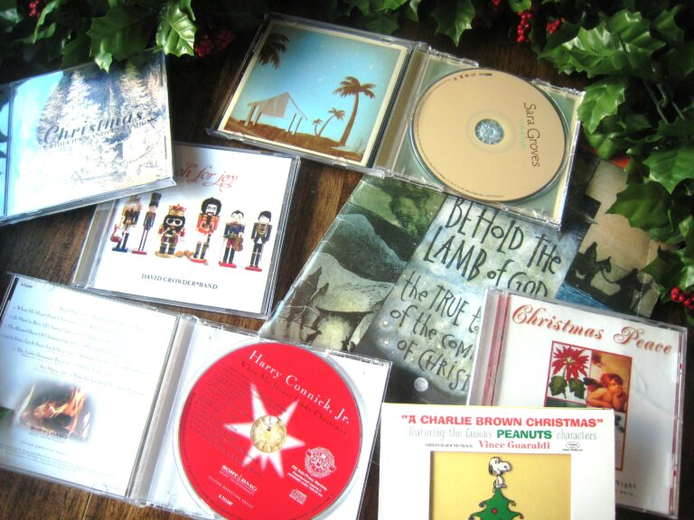 Create a Family Playlist (12 Days of Christmas Family Fun)