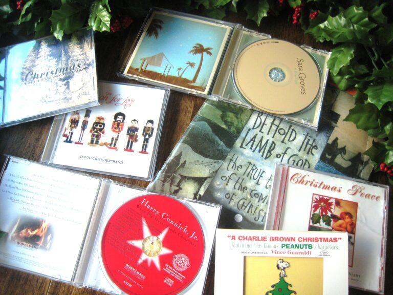 Create a Family Playlist (12 Days of Christmas Family Fun)