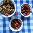 Maple Spiced pepitas and almonds
