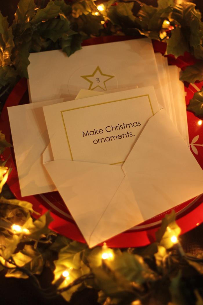 A Christmas Countdown Family Activity | Life as Mom