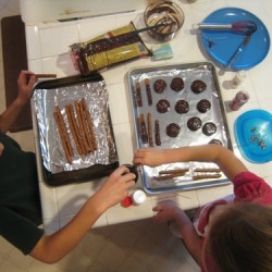 Bake Cookies with Your Kids