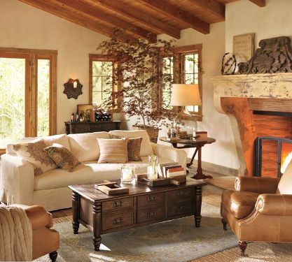 Dressing Your Home for Cooler Months