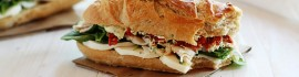 turkeybaguettesandwich