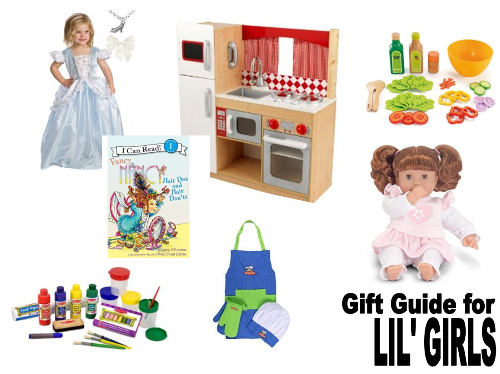 Christmas Gifts For Girls Age 12.Gift Guide For Little Girls