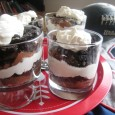 Mint Chocolate Cream Parfaits