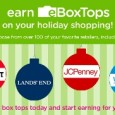 box tops shopping