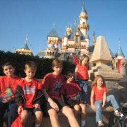 fishkids sleeping beauty castle