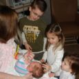 Kiddos with Anna