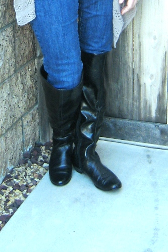 Q&A: Can Older Women Wear Trendy Boots?