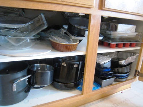 Kitchen Organization: Zone Defense