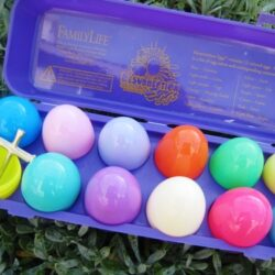 dozen of resurrection eggs