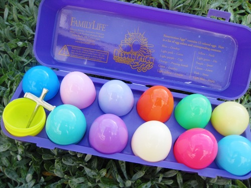 10 Things I Want to Do with My Kids As Easter Approaches