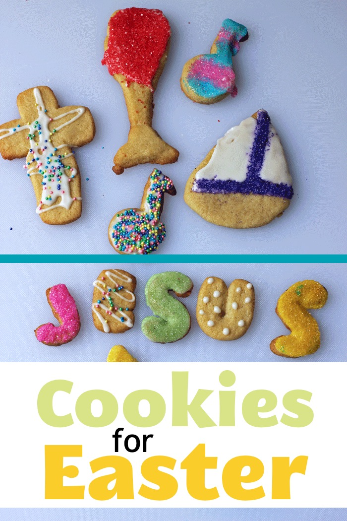 Jesus Cookies for Easter | Life as Mom