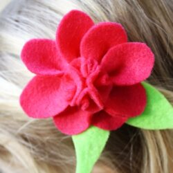 Flower Crafts for May Day