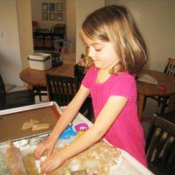 Jesus Cookies for Easter (Recipe: Cinnamon Sugar Cookies)