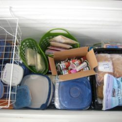 The Fly-by-the-Seat-of-My-Pants Freezer Cooking Session
