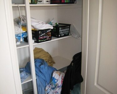 Zone Defense: Organizing Laundry, Clothes & Textiles