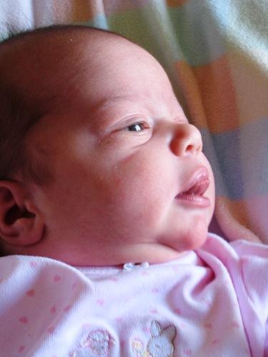 new girl baby