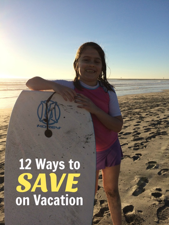 12 Ways to Save on Vacation | Life as Mom