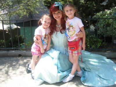Disneyland Ariel