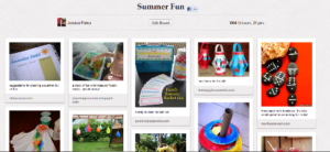 Summer Fun on pinterest
