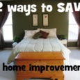 12 Ways home improvements copy