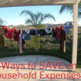 12 ways household expenses