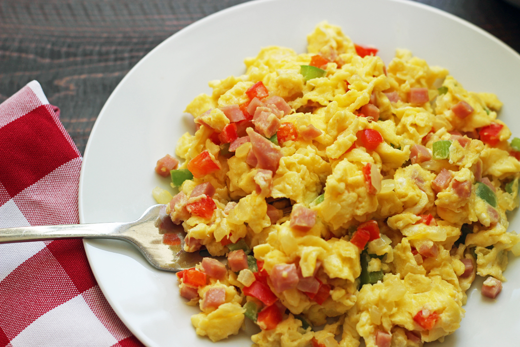 Denver Scramble | Recipe from Life as Mom