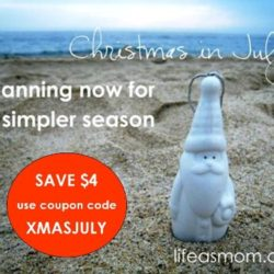 coupon code christmas in july