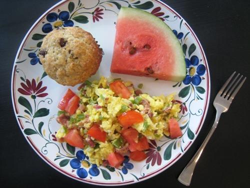 Denver Scramble (Ultimate Recipe Swap: Pork) | Life As Mom