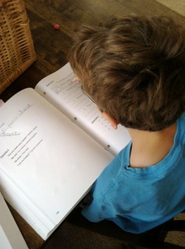 school grammar curriculum