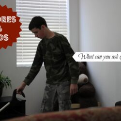 Chores & Kids: What Can You Ask of Them?