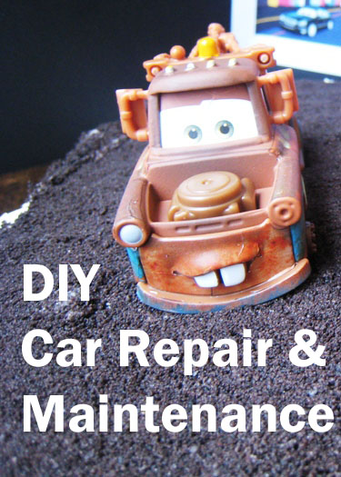 Frugal Friday: DIY Car Repair & Maintenance