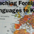 foreign language to kids