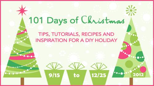 follow the 101 days of christmas - Sleeps Until Christmas
