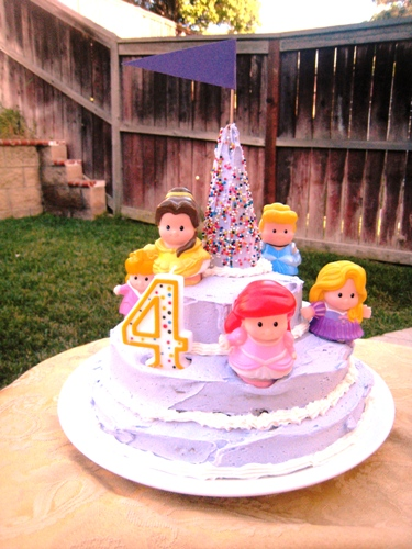 An Easy Disney Princess Cake You Can Make