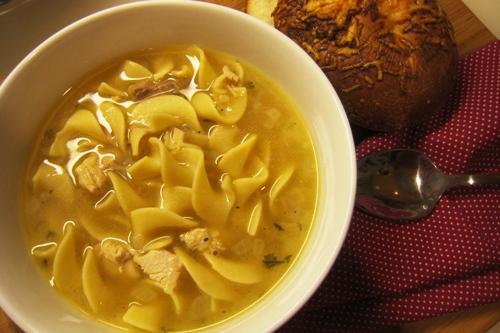 Turkey Soup 2